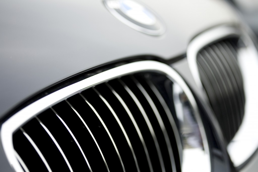 BMWグリル