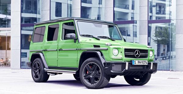 G63-グリーン