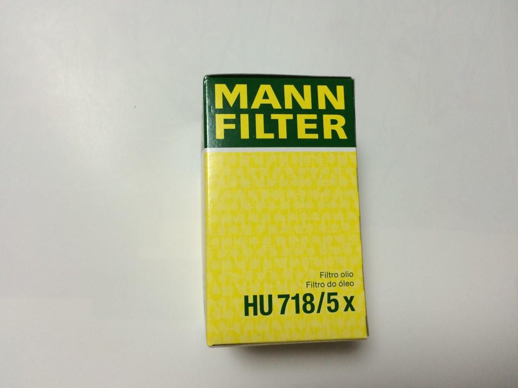 MANN HU718/5X